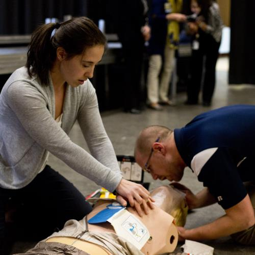 CPR Required By All Michigan Students Before Graduation
